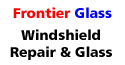 Windshield repair glass